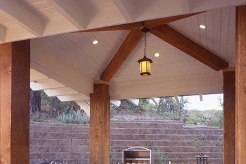 Craftsman Exterior - Other Elevation Plan #942-16 - Houseplans.com