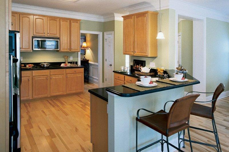 Traditional Interior - Kitchen Plan #927-529 - Houseplans.com