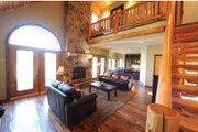 Craftsman Style House Plan - 3 Beds 2.5 Baths 1816 Sq/Ft Plan #23-2485 Interior - Family Room