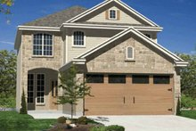 Home Plan - Traditional Exterior - Front Elevation Plan #84-651
