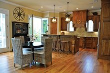 Architectural House Design - Craftsman Interior - Kitchen Plan #437-69