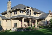 Craftsman Exterior - Front Elevation Plan #928-186