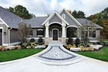 Home Plan - Craftsman Exterior - Front Elevation Plan #928-318