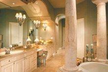 Mediterranean Interior - Master Bathroom Plan #930-330