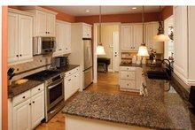 Country Interior - Kitchen Plan #929-542