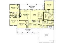 Farmhouse Floor Plan - Main Floor Plan Plan #430-232