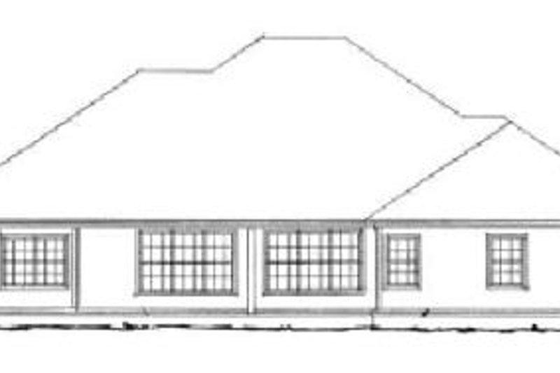 Traditional Photo Plan #20-345 - Houseplans.com