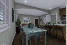 House Plan Design - Traditional Interior - Dining Room Plan #1060-54