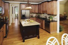 Ranch Interior - Kitchen Plan #929-601