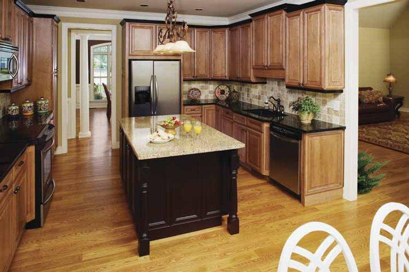 Ranch Interior - Kitchen Plan #929-601 - Houseplans.com