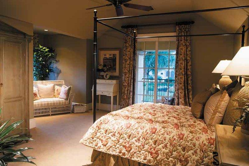 Mediterranean Interior - Bedroom Plan #930-314 - Houseplans.com