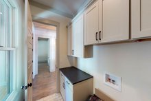 Traditional Interior - Laundry Plan #63-412