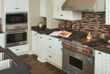 House Plan Design - European Interior - Kitchen Plan #929-899