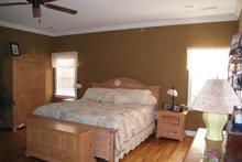 Country Interior - Master Bedroom Plan #44-155