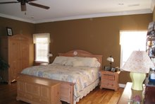 Dream House Plan - Country Interior - Master Bedroom Plan #44-155