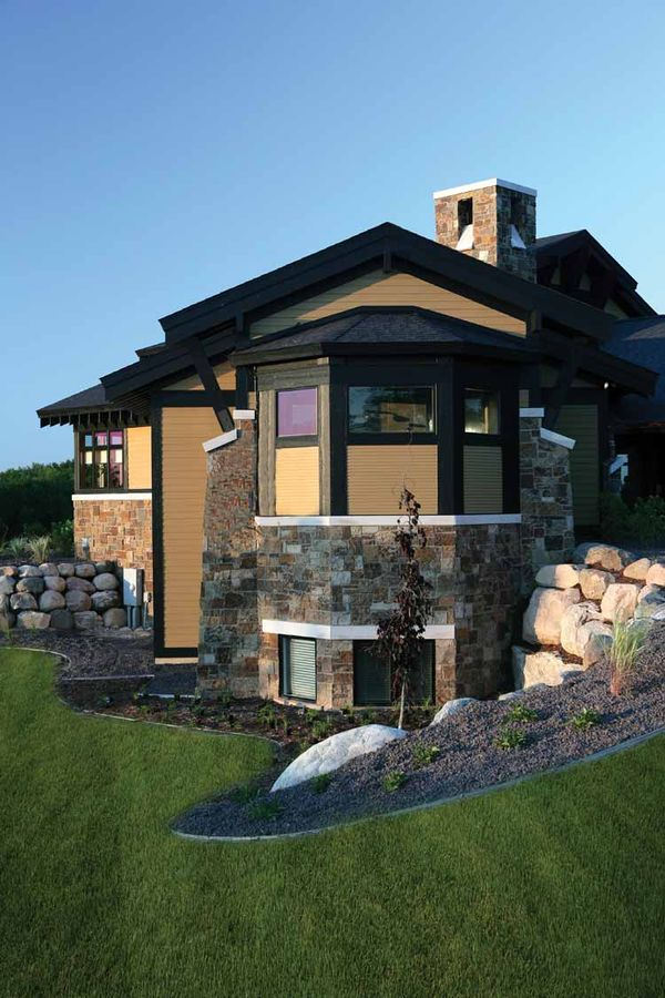 House Plan Design - Prairie Floor Plan - Other Floor Plan #928-62