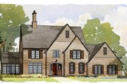 Traditional Style House Plan - 4 Beds 3.5 Baths 3010 Sq/Ft Plan #901-30 Photo