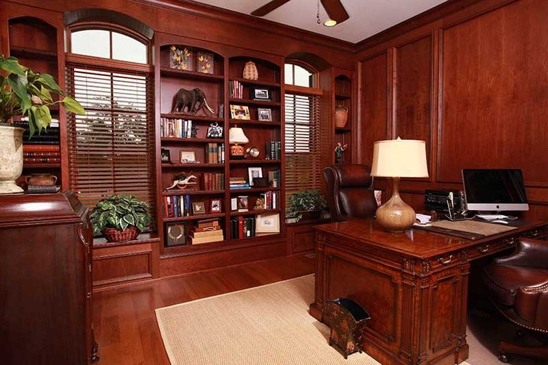 Country Interior - Bedroom Plan #927-409 - Houseplans.com