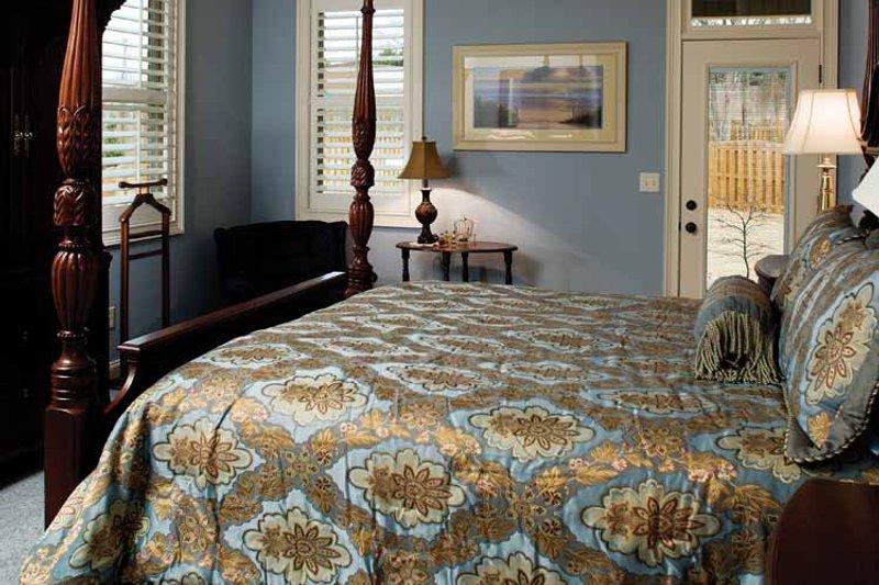 Country Interior - Master Bedroom Plan #929-542 - Houseplans.com