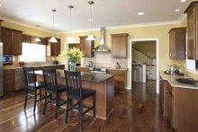House Plan Design - Traditional Interior - Kitchen Plan #928-44