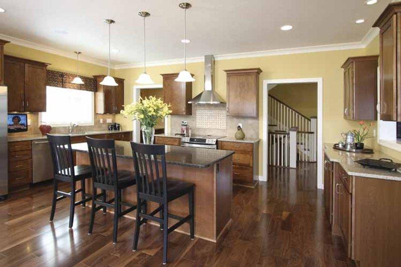 Traditional Interior - Kitchen Plan #928-44 - Houseplans.com