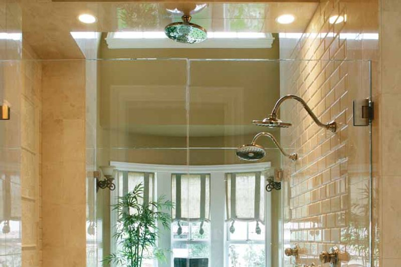 Prairie Interior - Master Bathroom Plan #132-354 - Houseplans.com
