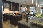 Craftsman Style House Plan - 4 Beds 3 Baths 2956 Sq/Ft Plan #929-872 Interior - Kitchen
