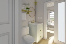 Dream House Plan - Farmhouse Interior - Bathroom Plan #126-236