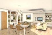 Modern Style House Plan - 2 Beds 1 Baths 1396 Sq/Ft Plan #497-27