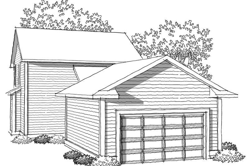 Traditional Photo Plan #70-1029 - Houseplans.com
