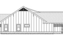 House Plan Design - Craftsman Exterior - Other Elevation Plan #932-275