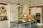 European Style House Plan - 3 Beds 2.5 Baths 3940 Sq/Ft Plan #48-430 Interior - Kitchen