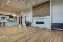 Architectural House Design - Modern Interior - Kitchen Plan #892-32