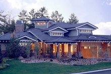 House Design - Craftsman Exterior - Front Elevation Plan #942-16