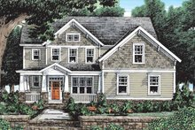 Architectural House Design - Craftsman Exterior - Front Elevation Plan #927-902