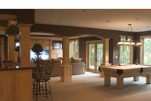 Country Interior - Family Room Plan #51-1121