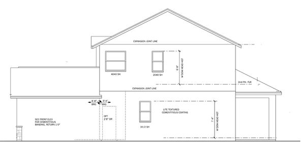 Prairie Floor Plan - Other Floor Plan Plan #1058-22