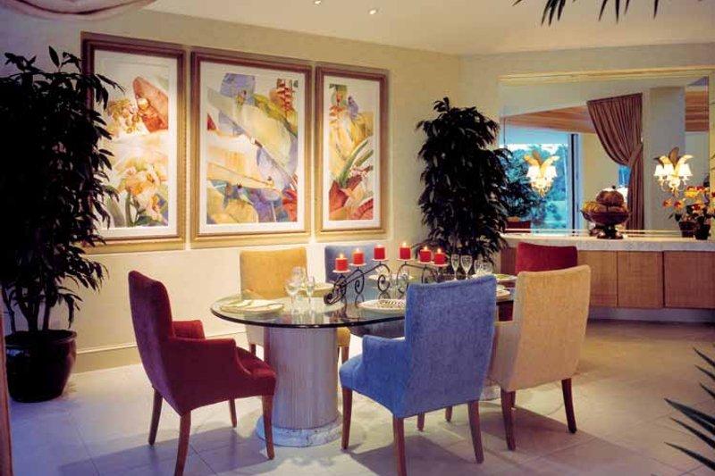 Contemporary Interior - Dining Room Plan #930-108 - Houseplans.com