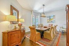 Craftsman Interior - Dining Room Plan #17-2444