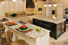 Country Interior - Kitchen Plan #929-897