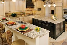 Architectural House Design - Country Interior - Kitchen Plan #929-897