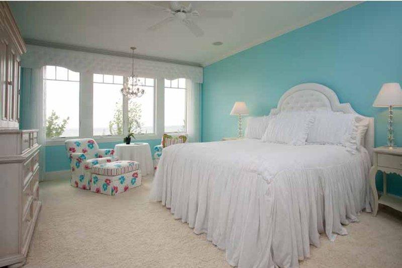 Colonial Interior - Master Bedroom Plan #928-179 - Houseplans.com