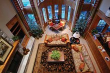 Craftsman Interior - Family Room Plan #132-353