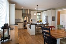 Contemporary Interior - Kitchen Plan #928-274