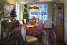 Dream House Plan - Craftsman Interior - Dining Room Plan #132-351
