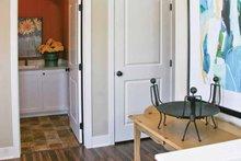 Architectural House Design - Craftsman Interior - Entry Plan #928-196