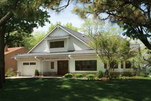 Country Exterior - Front Elevation Plan #928-233