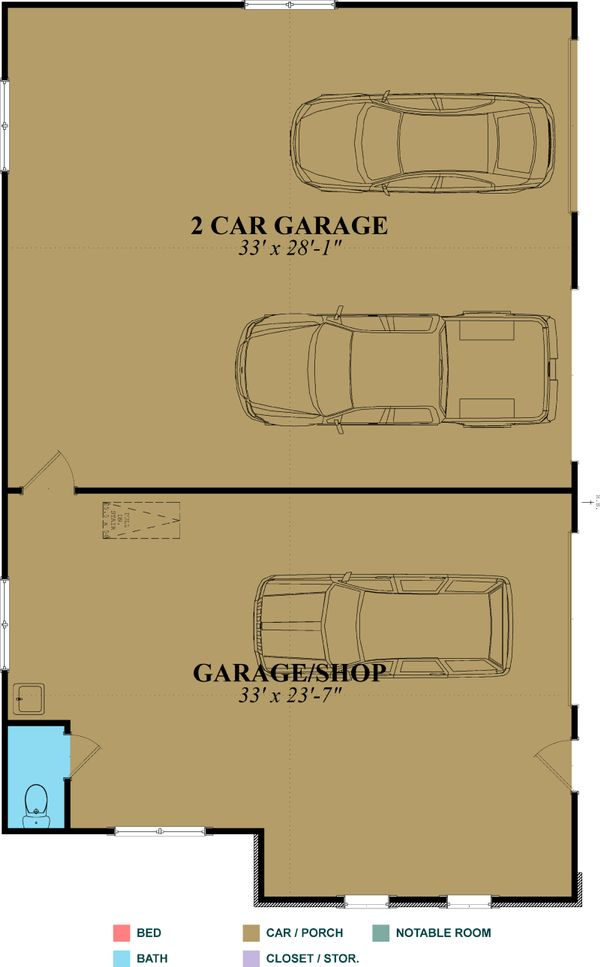 Traditional Floor Plan - Main Floor Plan Plan #63-333