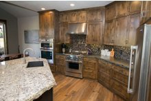House Design - Craftsman Interior - Kitchen Plan #892-11