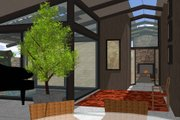 Ranch Style House Plan - 3 Beds 3 Baths 2787 Sq/Ft Plan #544-1 Photo